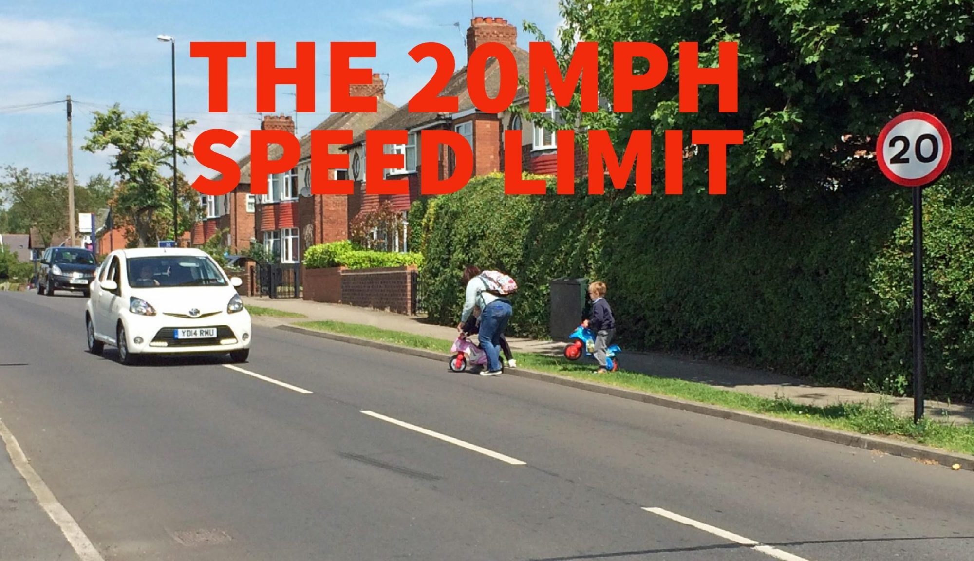 The 20mph Speed Limit