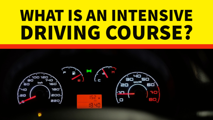 What Is An Intensive Driving Course